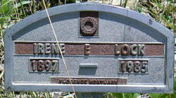 Irene E Lock