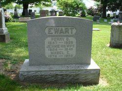 Jennie <I>Schafer</I> Ewart