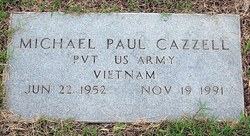 Michael Paul Cazzell