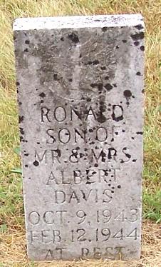 Ronald Albert Davis