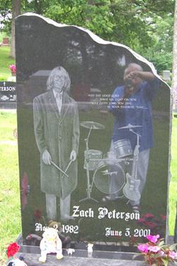 "Zachary ""Zach"" Peterson"