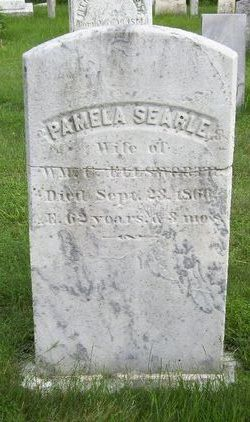 Pamela <I>Searle</I> Ellsworth
