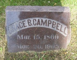 Grace <I>Buckingham</I> Campbell