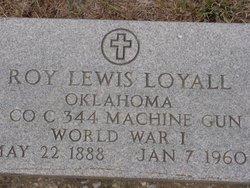 Roy Lewis Loyall