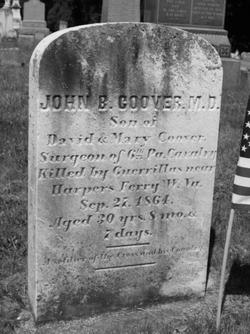 Dr John B. Coover