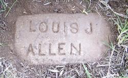 Louis Jackson Allen