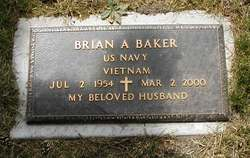 Brian A Baker