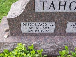 "Nicolaos A ""Nick"" Tahou"