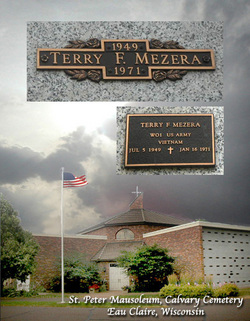 WO Terry Francis Mezera