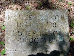 Mollie Mary <I>Stringer</I> Bunch
