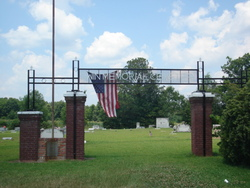 Gwin Memorial Cemetery