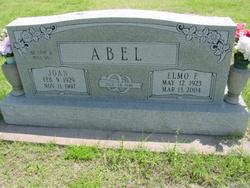 Bette Joan <I>Luster</I> Abel