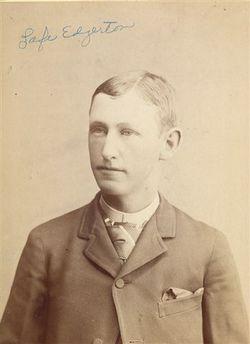 Marcus D Lafayett Edgerton
