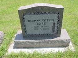 Herman 'Poss' Cotner