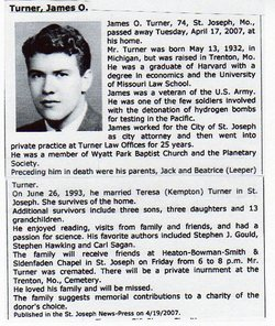 James Otis Turner