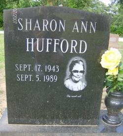 Sharon Ann Hufford
