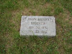 John Henry Bricker