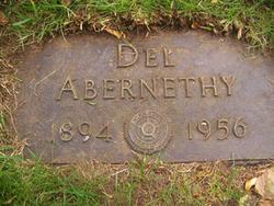"Adelbert Charles ""Del"" Abernethy"