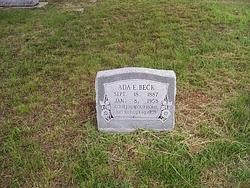 Ada E Beck