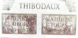 Henry Claiborne Thibodaux