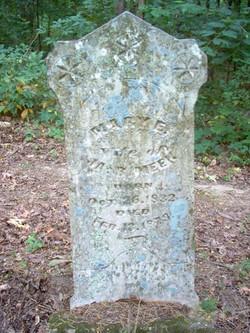 Mary Elizabeth <I>Jones</I> Meek