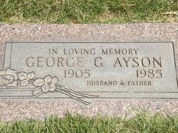 George G. Ayson