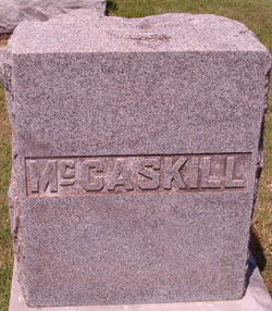 Walter Scott McCaskill