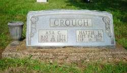 Hattie Lee <I>Close</I> Crouch