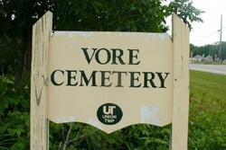 Vore Cemetery