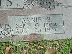 Annie Bell <I>Horton</I> Adams