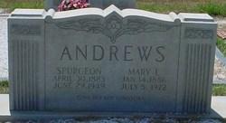 Asia Spurgeon Andrews