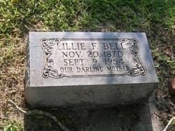 Lillie Taylor <I>Fulford</I> Bell