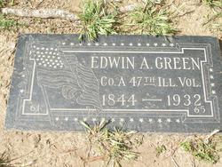 Lieut Edwin A Green