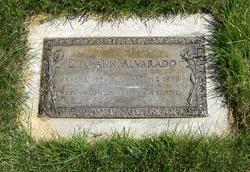 Lila Ann <I>Smith</I> Alvarado