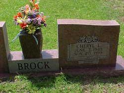 Cheryl L Brock