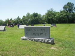 Nobles Chapel Cemetery