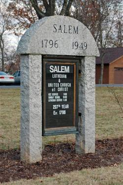 Salem Lutheran and UCC Cemetery