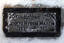 Joseph Hyrum Maylin