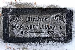 Margaret Janett <I>Odd</I> Maylin