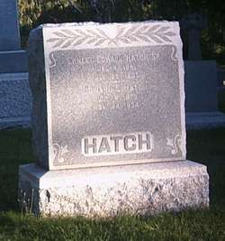 Ernest Edward Hatch