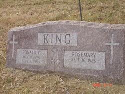 Ronald Gene King