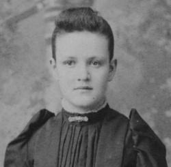 Mary Ann <I>Walters</I> Justice