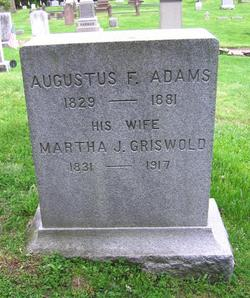 Augustus Franklin Adams