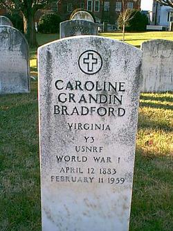 Caroline Grandin Bradford