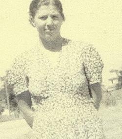 Nellie Nettie <I>Hurst</I> Cornwell