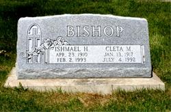 Ishmael Howard Bishop