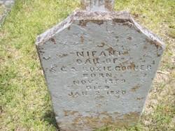 Infant Daughter Cooner