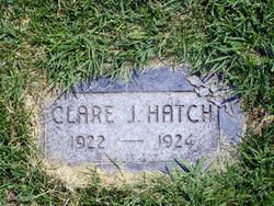 Clare Judd Hatch