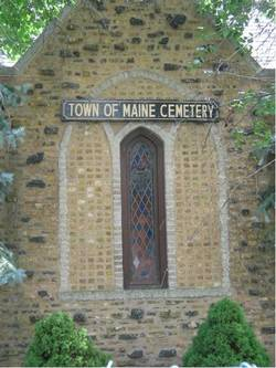 Town of Maine Cemetery