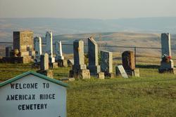 American Ridge Cemetery